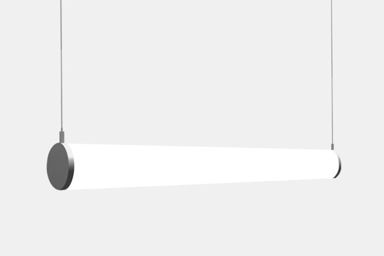 Серия Roll. Светодиодные светильники в форме трубки купить в Москве
