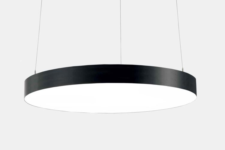 Серия Disk. Светодиодные светильники круглой формы
