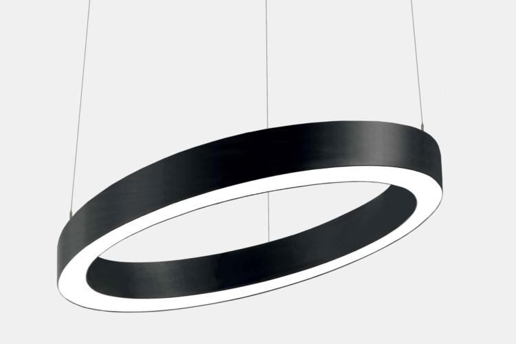Серия Lumi. Светодиодные светильники овальной формы купить в Москве