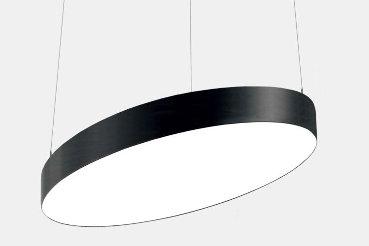 Серия Petal. Светодиодные светильники овальной формы купить в Москве